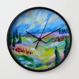 Toscana Wall Clock