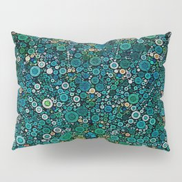 :: Peacock Caper :: Pillow Sham