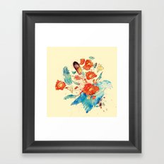 Beautiful Death Framed Art Print