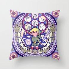 The Legend Of Zelda Ver 2  Throw Pillow