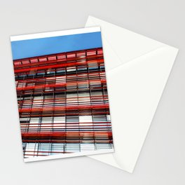 Red Stationery Cards