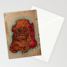 Undead Trooper Stationery Cards