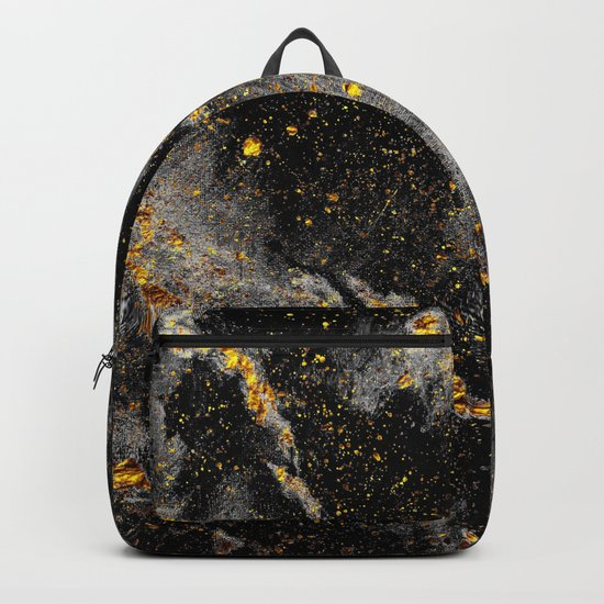 Galaxy (black gold) by jreidinger