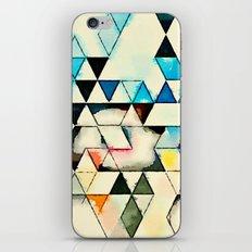 Geometric W1 iPhone & iPod Skin