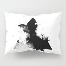 Smoke Triangle Pillow Sham