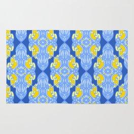 Patterns: Yellow Sages Rug