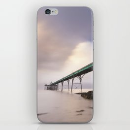 Clevedon Pier iPhone Skin