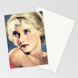 Bette Davis Stationery Cards