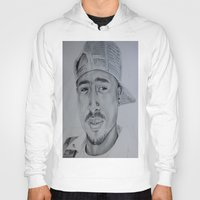 tupac Hoodies featuring Tupac  by Brooke Shane