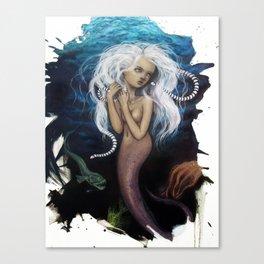 Abyssopelagic Canvas Print