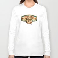 bioshock Long Sleeve T-shirts featuring Bioshock Infinite by Arts and Herbs
