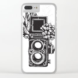 Way I Roll Clear iPhone Case
