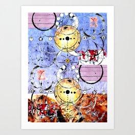 Untitled Painting Art Print