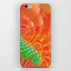 Fractal 107 iPhone & iPod Skin