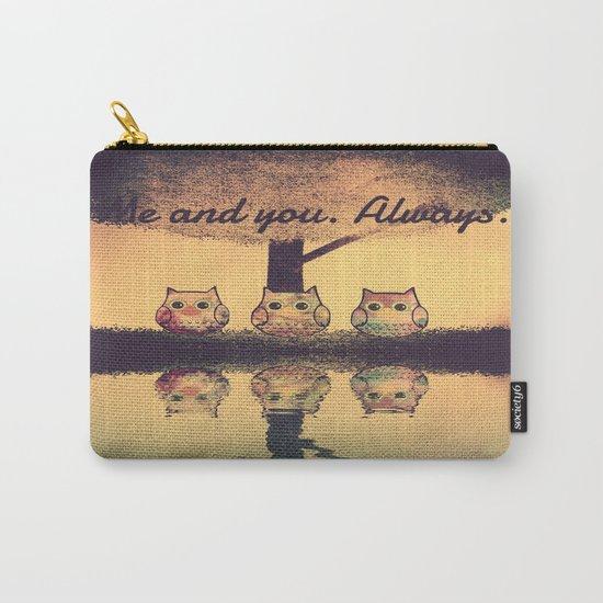 owl-204 Carry-All Pouch