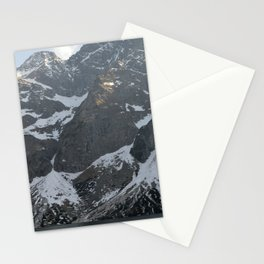 Snow in May Stationery Cards