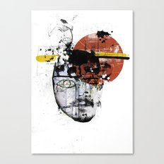 Cognitive Behavioral Therapy Canvas Print