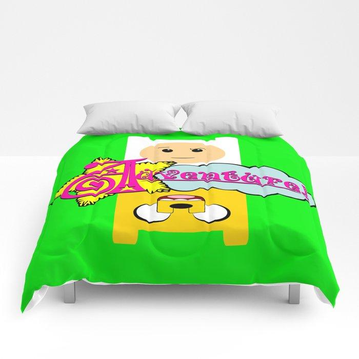 Adventure! Comforters
