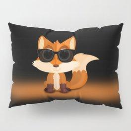 Cool Fox Pillow Sham