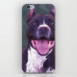 Boss Dog iPhone Skin