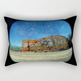 Basket Bridge Textured Rectangular Pillow