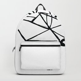 paper boats Backpack
