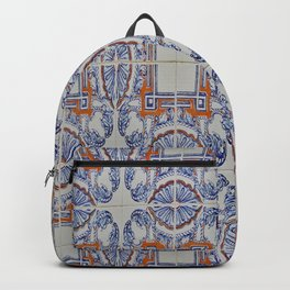 Azulejo Backpack