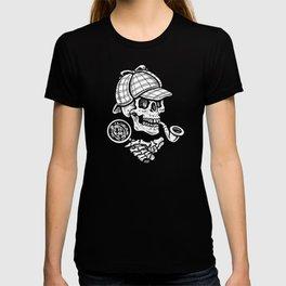 Sherlock Bones T-shirt