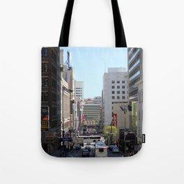 Stockton Tote Bag