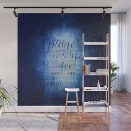 That's who I am | Doctor Who Wall Mural