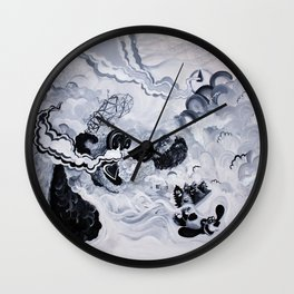 Panda Inception Wall Clock
