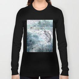 Fishing swordfish Long Sleeve T-shirt