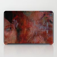 postcard iPad Cases featuring postcard reverie  by abstractgallery