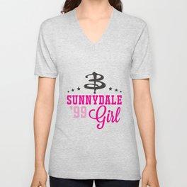 Sunnydale Girl Unisex V-Neck