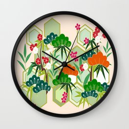 THIS DAY IS A GREAT DAY Wall Clock