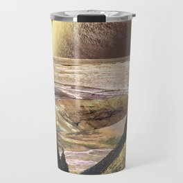 Home on earth Travel Mug
