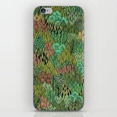 April Leaves iPhone & iPod Skin