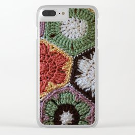 handcrafted mat Clear iPhone Case