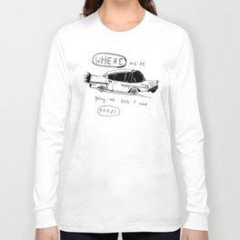 OFF TO BROOKLYN Long Sleeve T-shirt