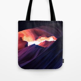 Antelope Canyon, Arizona Tote Bag