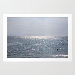 Ocean Site Art Print