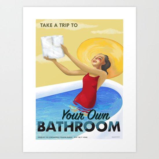 Your Own Bathroom by jenniferbaer