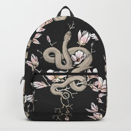 Magnolia and Serpent Backpack