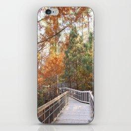 Wonderous Autumn iPhone Skin