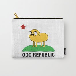 Ooo Republic Carry-All Pouch