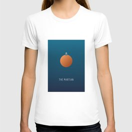 The Martian - minimal space T-shirt