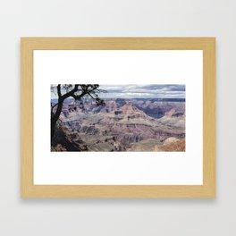 Grand Canyon No. 5 Pano Framed Art Print