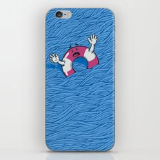 S.O.S. (version 2.0) iPhone & iPod Skin