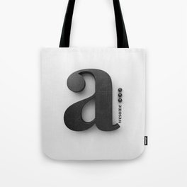 A[wesome] Tote Bag