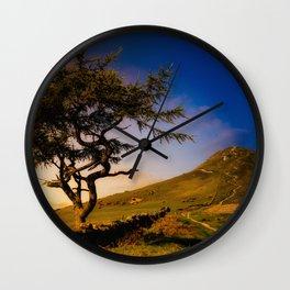 Spring Tree Wall Clock